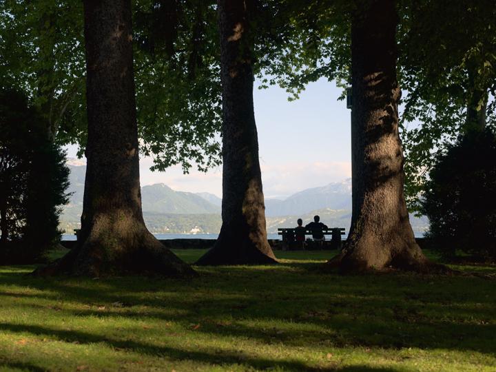 Parc Royal, Annecy, France