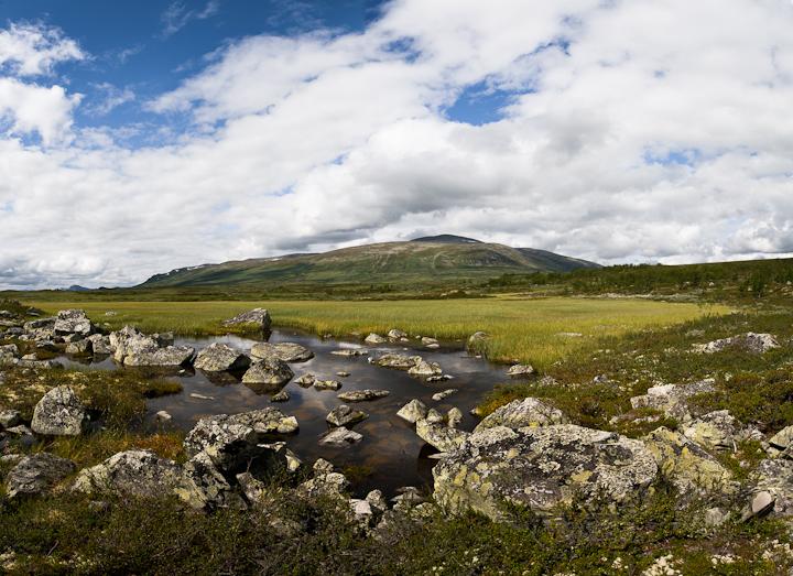 Jotenheimvegen, Mid-Norway